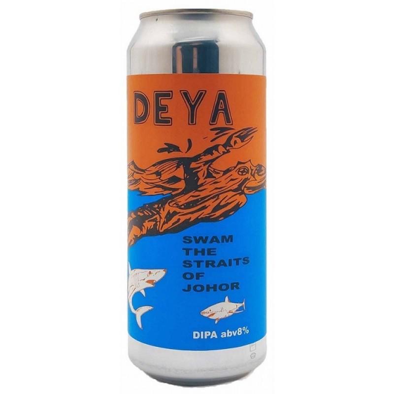 DEYA Brewing Company, Swam the Straits of Johor