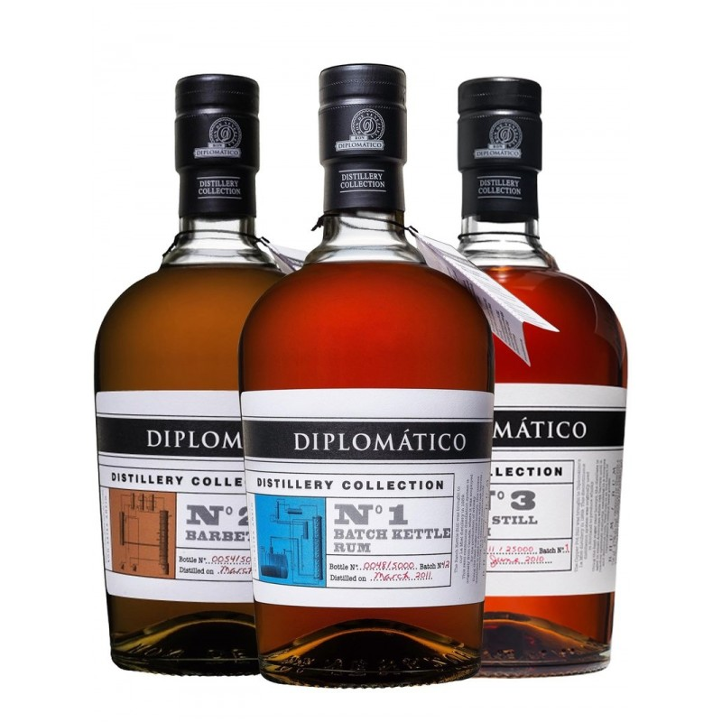 Diplomatico, Distillery Collection, No 1