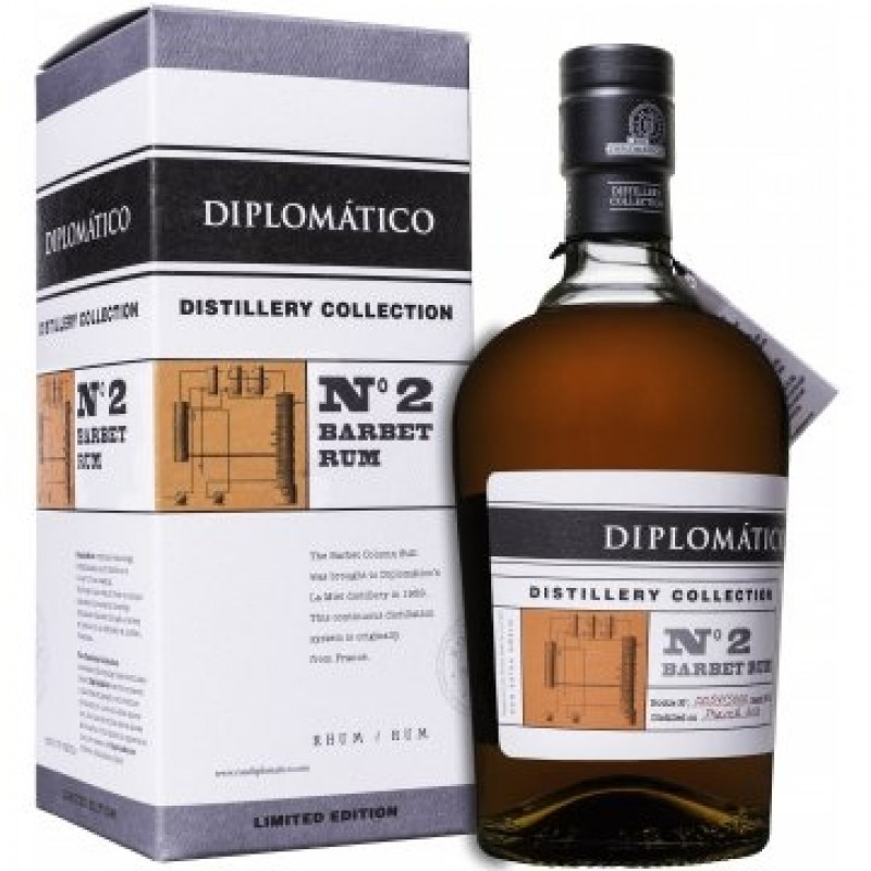 Diplomatico, Distillery Collection, No 2