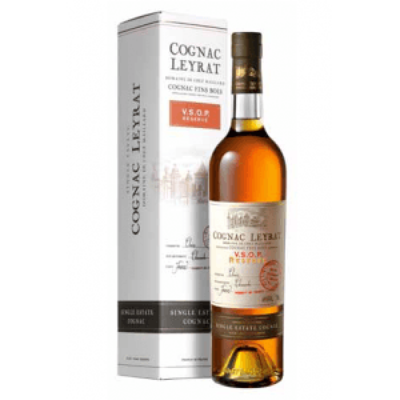 Domaine Leyrat VSOP Reserve, Single Estate Cognac, 70cl.
