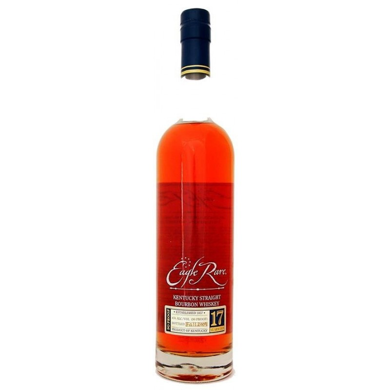 Eagle Rare, Kentucky Straight Bourbon 17 års, Single Barrel