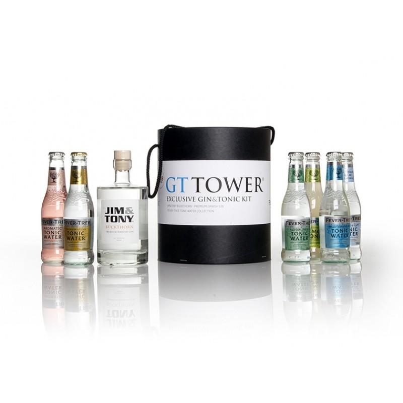 Gin og tonic, Tower Kit gaveæske-37