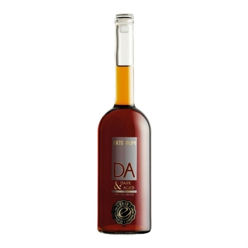 Ekte dark and age, Riesling cask finish
