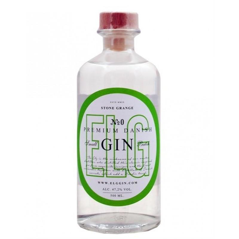 Elg Gin No. 0, Danish Premium Gin-36