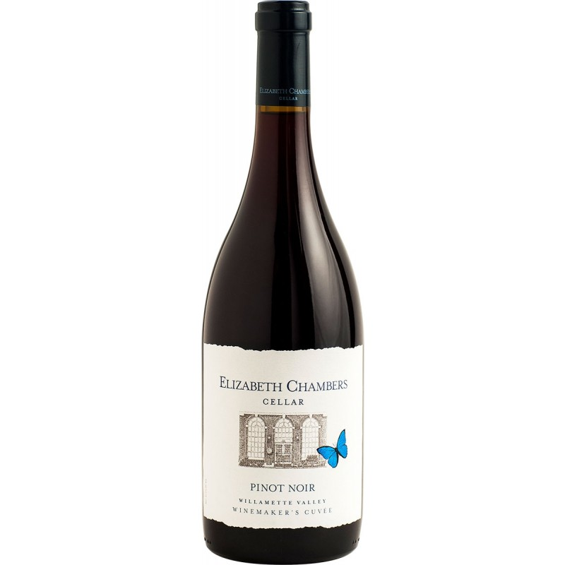 Elizabeth Chambers Cellar, Pinot Noir, Winemakers Cuvee 2014