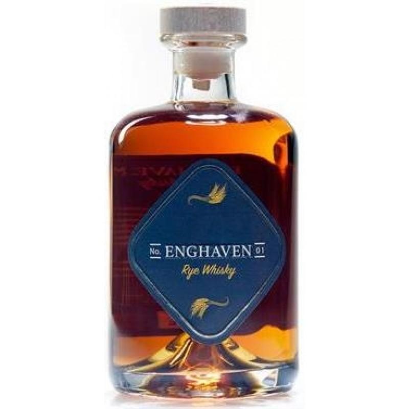 Enghaven Rye Whisky, Batch 01