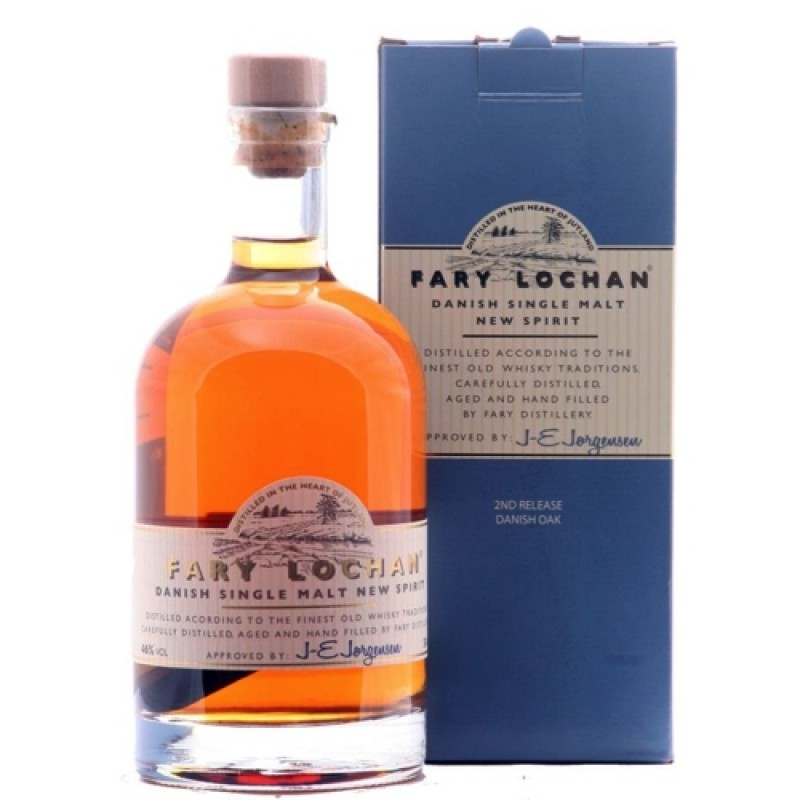 Fary Lochan Whisky, New Spirits 2.Edition