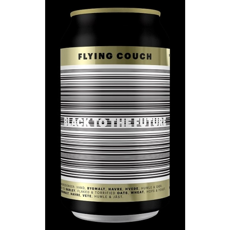 Flying Couch, Black To The Future