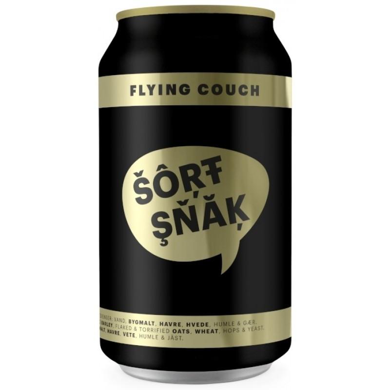 Flying Couch, Sort Snak