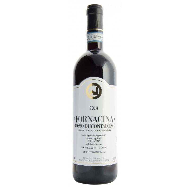 Fornacina, Rosso di Montalcino 2018