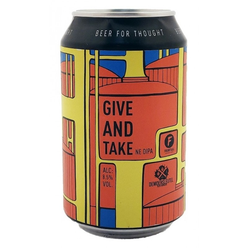 Brouwerij Frontaal, Give And Take