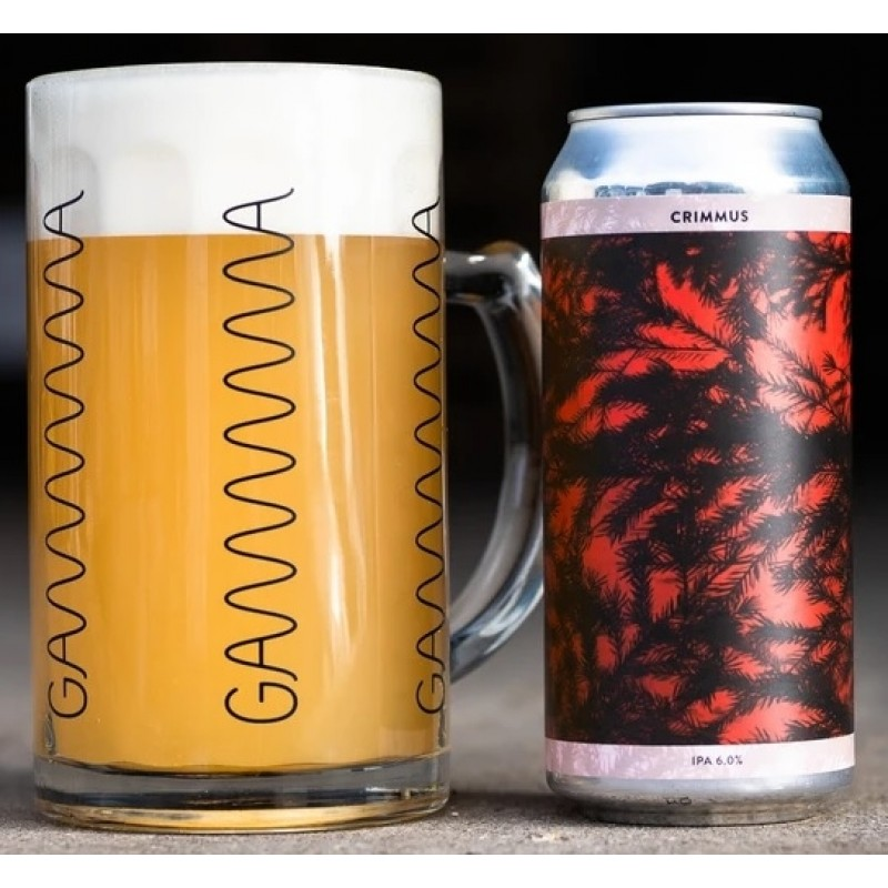 Gamma Brewing Co., Crimmus