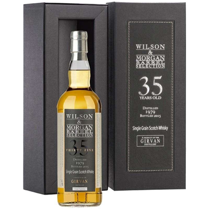 Girvan,1979, 35 års Single Grain Whisky