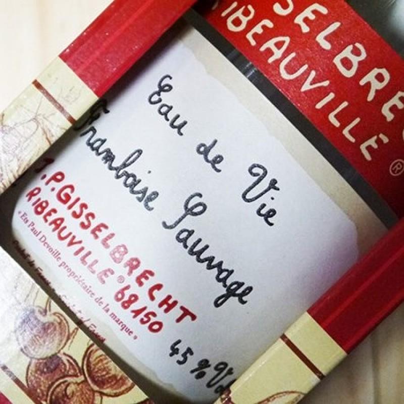 JP Gisselbrecht, Eau de Vie, Framboise Sauvage