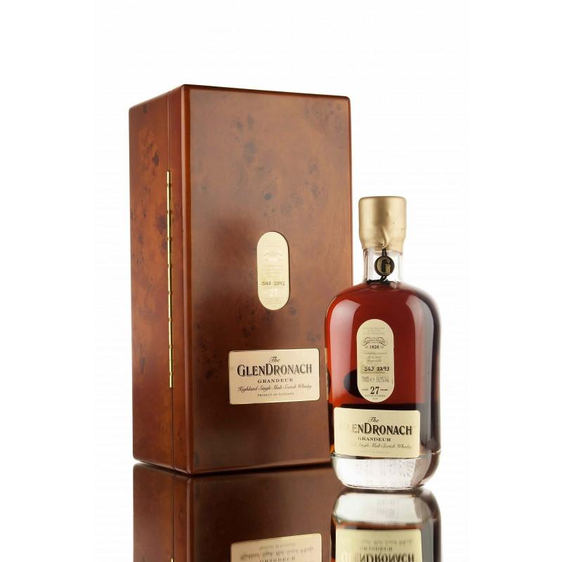 GlenDronach, 27 years, Grandeur edition, Batch 10