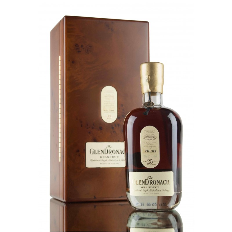 GlenDronach, 25 years, Grandeur edition, Batch 8-36