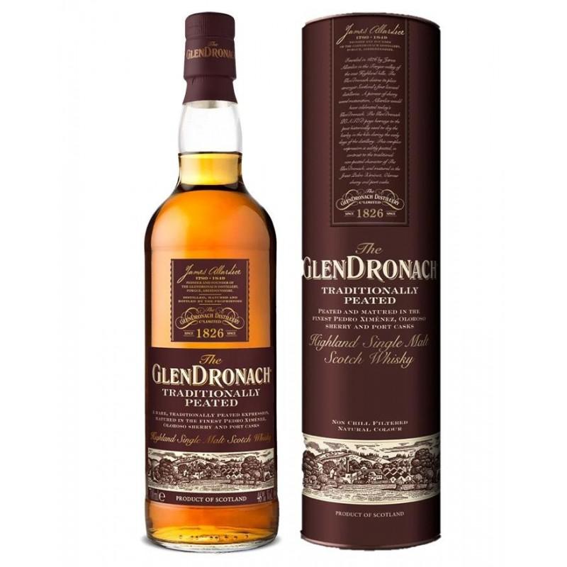GlenDronach, Traditionally Peated, Single Malt Whisky