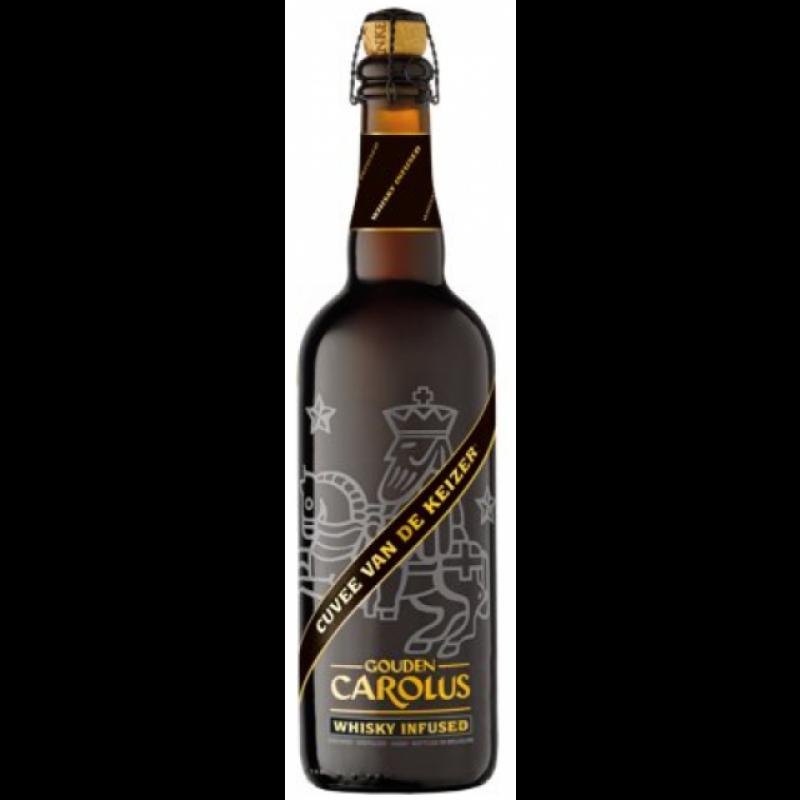 Gouden Carolus, Cuvee Van De Keizer, Whisky Infused
