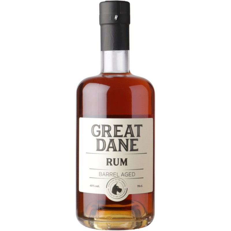 Great Dane Rum, Barrel Age