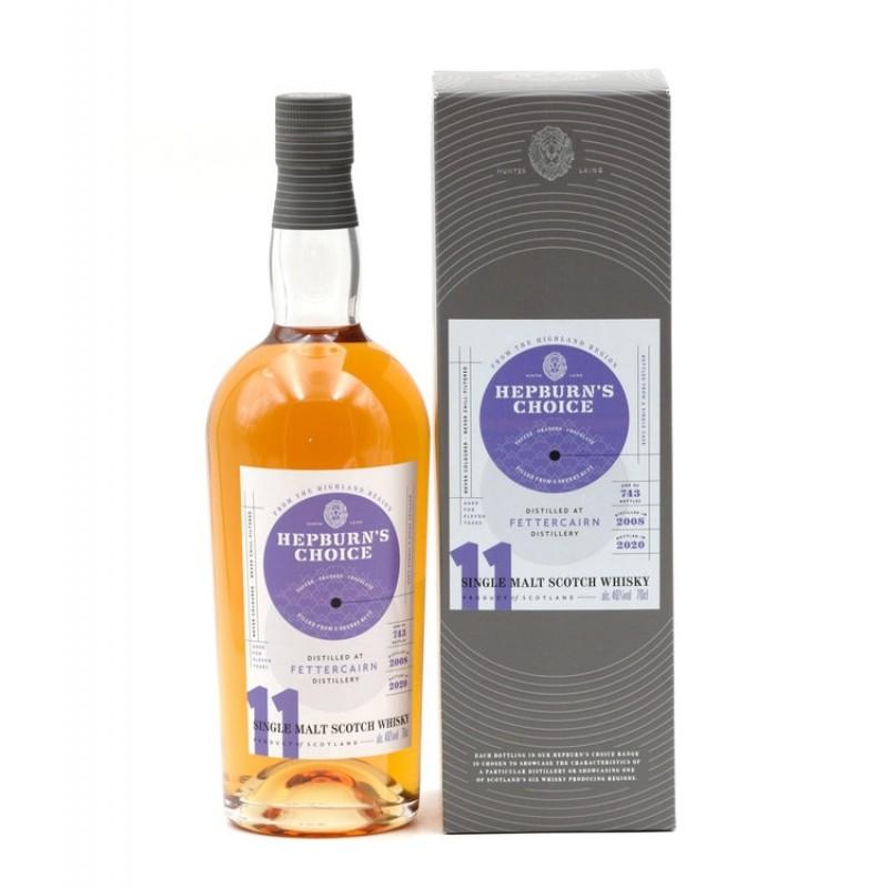 Hepburn´s Choice, Fettercairn 11 års, Single Malt Whisky
