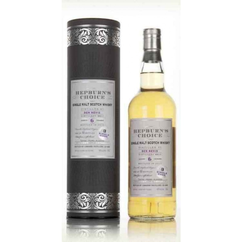 Hepburn´s Choice, Ben Nevis, Single Malt Whisky