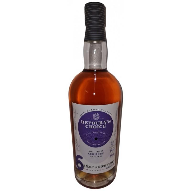 Hepburn´s Choice, Ardmore 2013, Single Malt Whisky