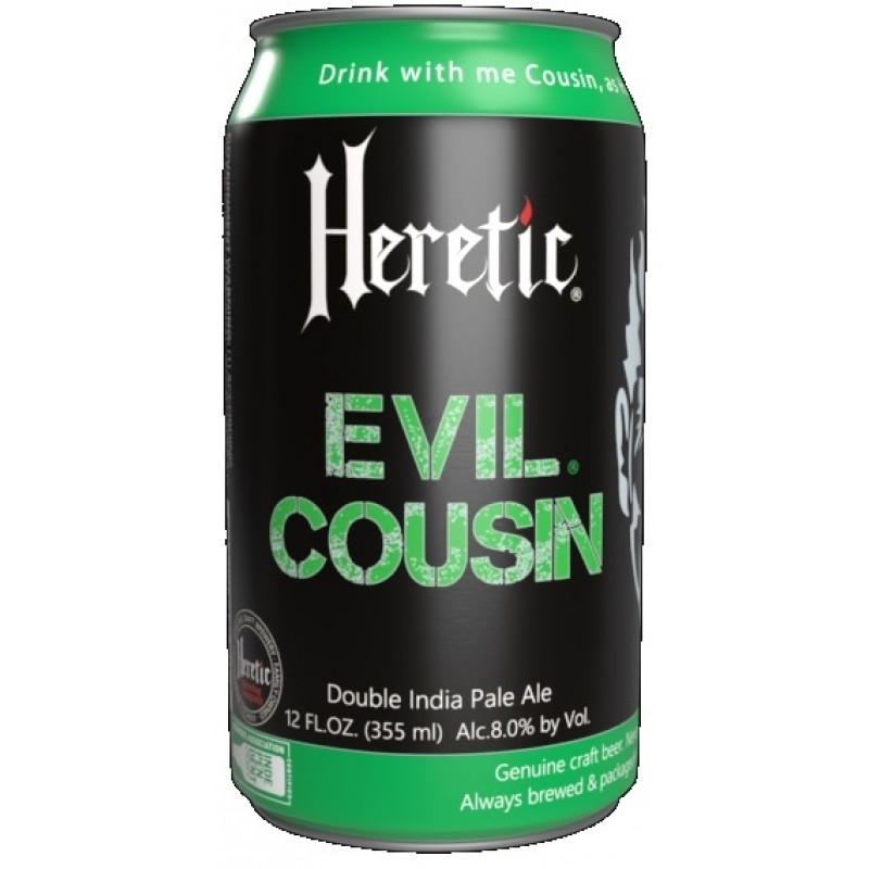 Heretic Brewing Company, Evil Cousin
