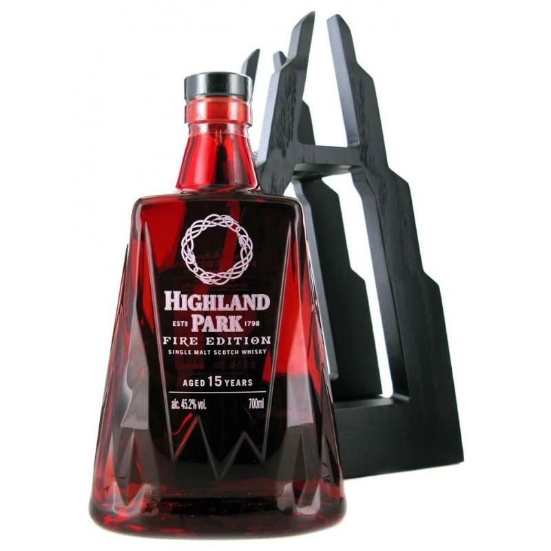 Highland Park, Fire Edition, Single Malt Whisky