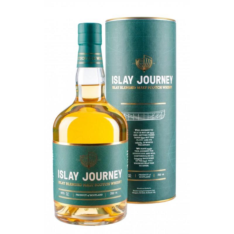 Hunter Laings Islay Journey, Blended Islay Malt