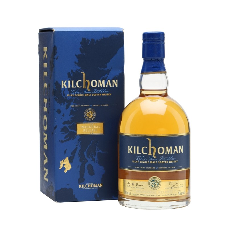 Kilchoman, Inaugural,Islay, Single Malt