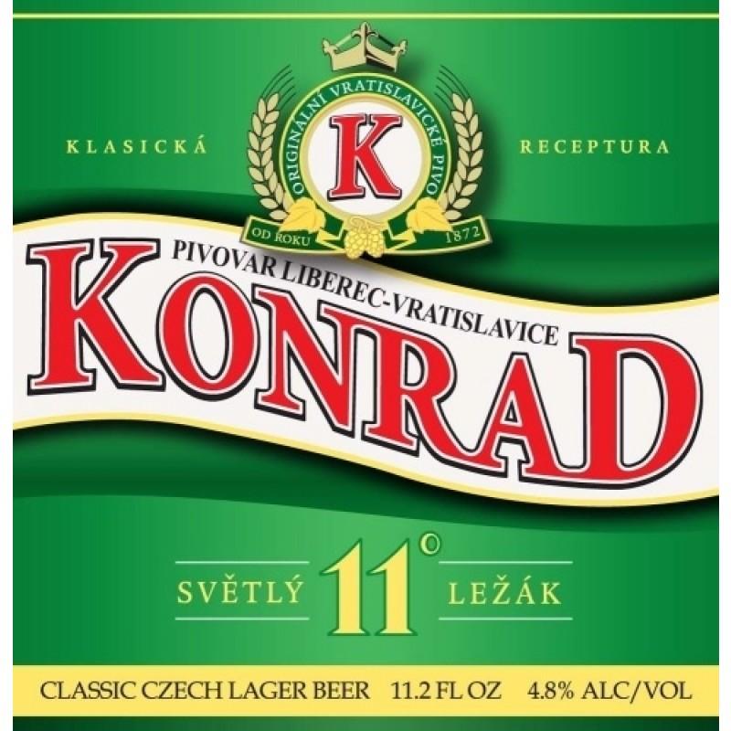 Pivovar Liberec Vratislavice, Konrad 11°