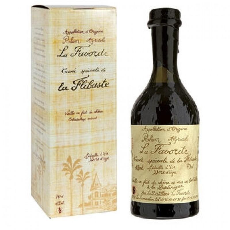 La Favorite, 1992 Cuvée Spéciale de La Flibuste 40%-39