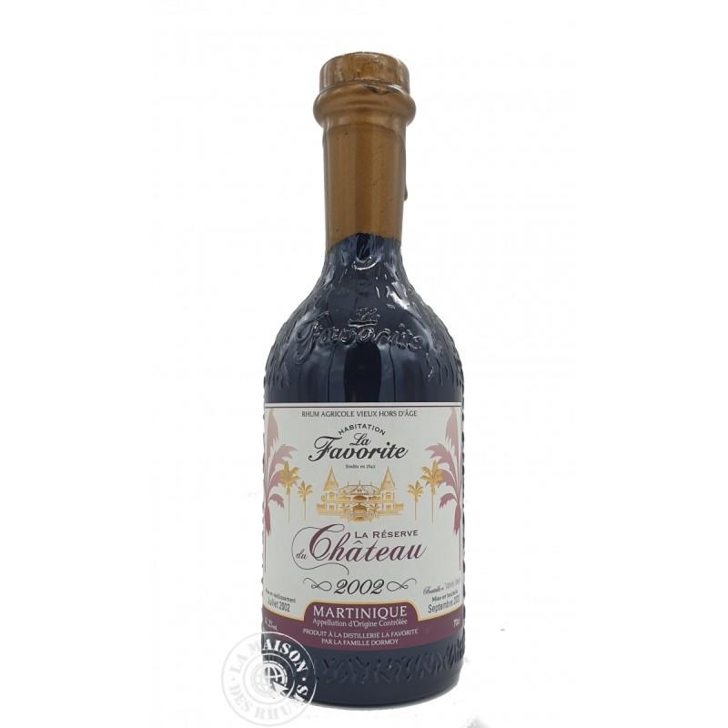 La Favorite, 2002 - La Réserve du Château