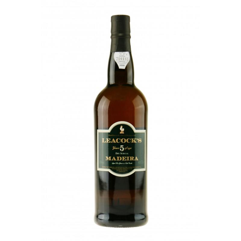Leacocks, 5 års Special Dry Madeira