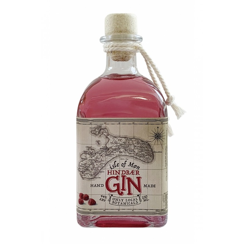 Isle of Møn Gin, Hindbær Gin