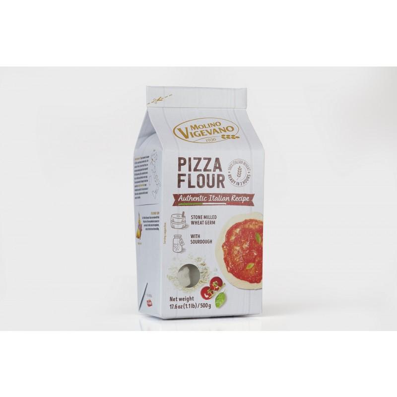 Mel, Pizza