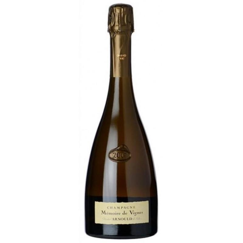 Michel Arnould, Grand Cru Memoire de Vignes 2011 Champagne