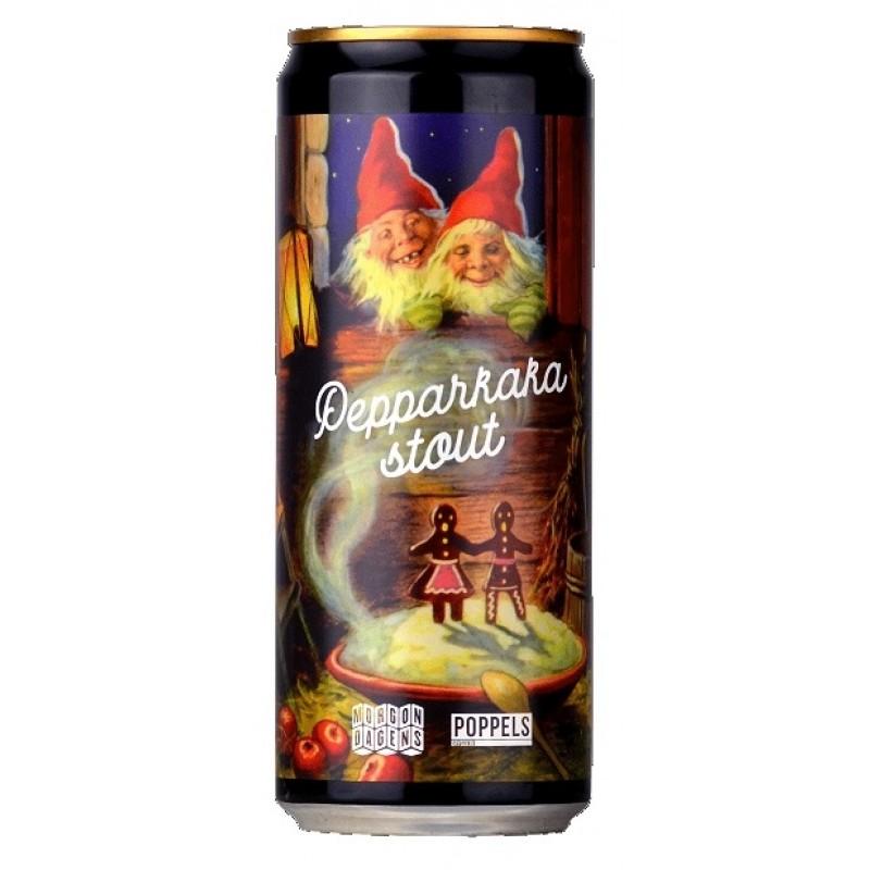 Morgondagens Bryggeri, Pepparkaka Stout