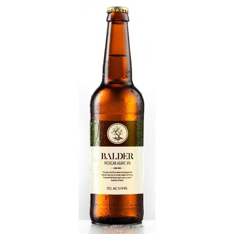 Munkebo Mikrobryg, Balder, Mexican Agave IPA - Glutenfri