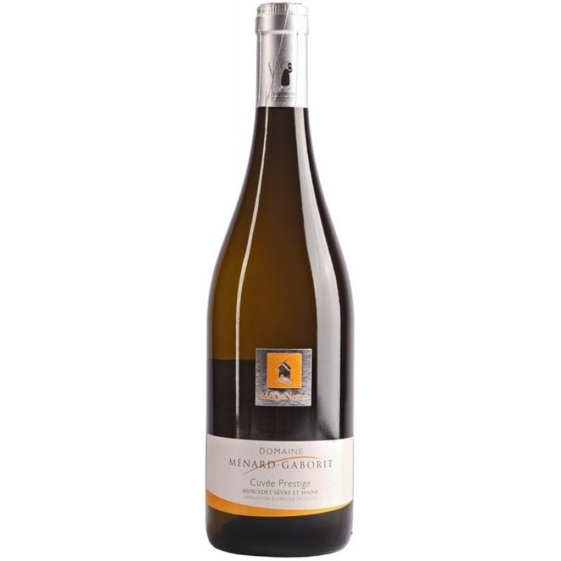 Menard-Gaborit, Muscadet Sevre-et-Maine, Cuvée Prestige 2018