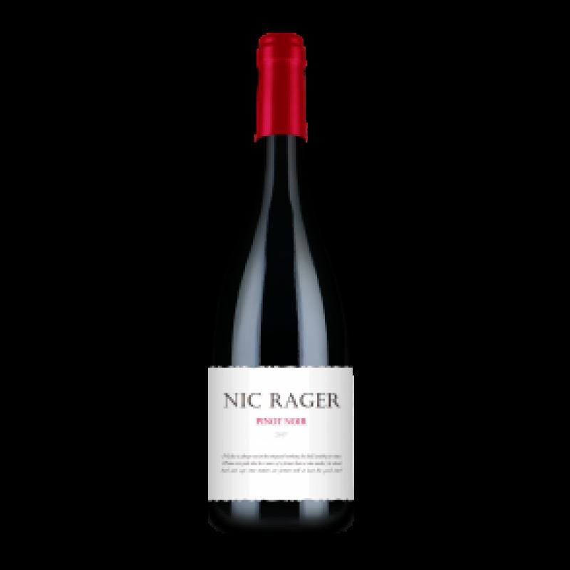 Nic Rager, Pinot Noir 2019, Pays D'Oc