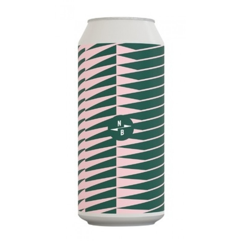 North Brewing Co./Duration Brewing, West Coast DIPA