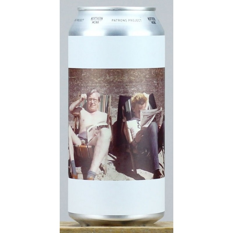 Northern Monk, Patrons Project 27.01 // British Culture Archive // Holidays in the Sun // DDH Double IPA