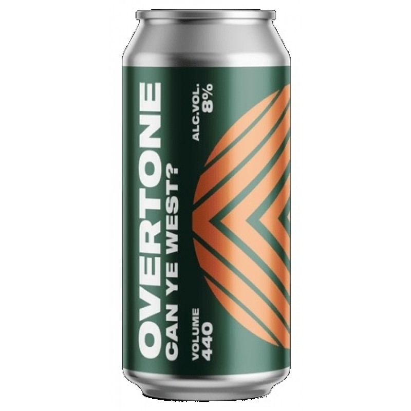 Overtone Brewing Co., Can Ye West?