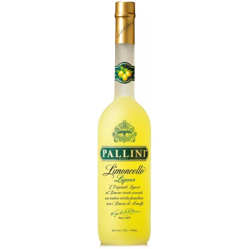 Pallini Limoncello, Likør
