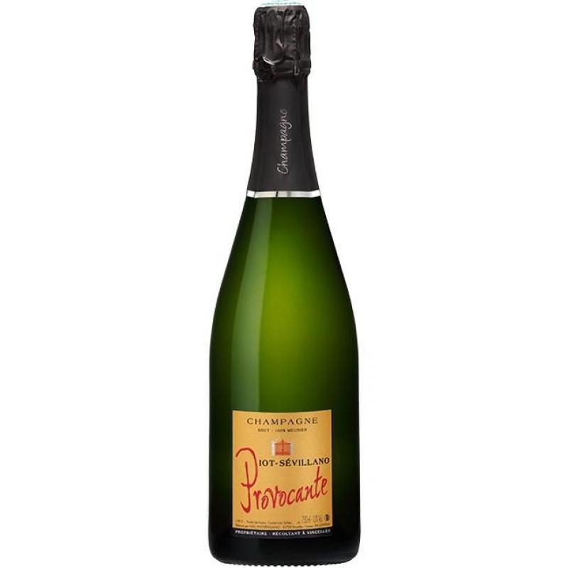 Piot Sevillano, Cuvee Provocante, Meunier Champagne