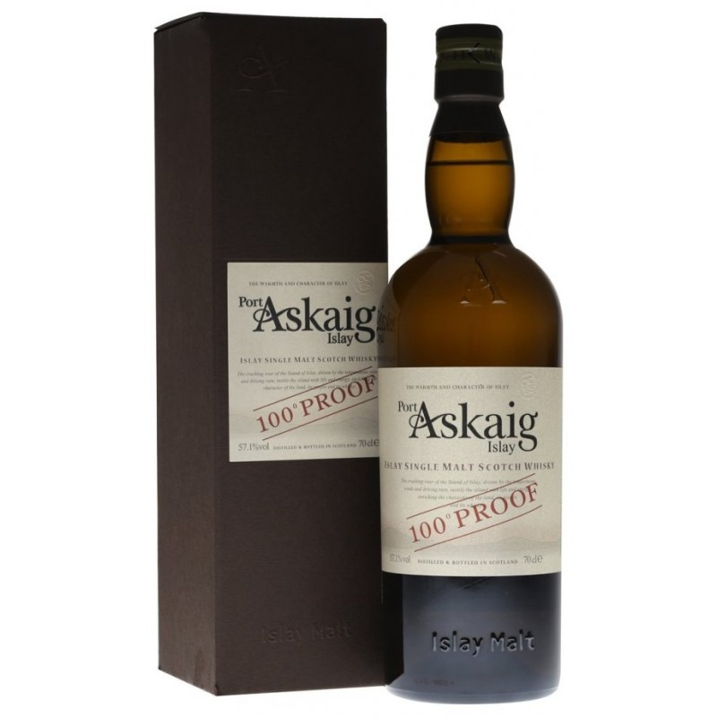 Port Askaig 100 Proof, Islay Single Malt Whisky