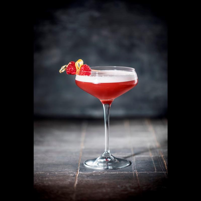 Pure, Lakrids shots med Hindbær