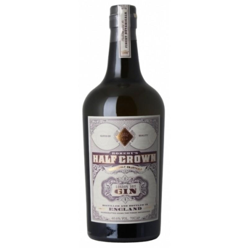 Rokeby's Half Crown, London Dry Gin