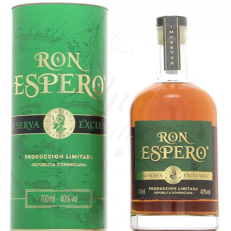 Ron Espero, Reserva Exclusiva, Den Dominikanske Republika